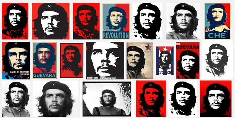 چه ، میراث یک تصویر از آلبرتو کوردا
